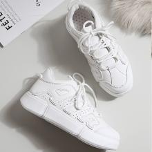 西瑞休闲鞋时尚情侣小白鞋户外板鞋休闲?#20449;?#38795;KSM70