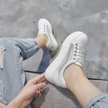 西瑞休闲鞋女时尚内增高JM6770板鞋时尚百搭女鞋JM6770