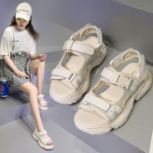 MIJI老爹鞋沙滩女鞋ins凉鞋夏季走秀冰爽凉鞋松糕网红运动女鞋AI8-12637