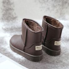 搭歌2018冬季时尚加厚雪地靴女短靴保暖内增高平底防滑棉鞋加绒中筒靴BF03