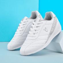 花花公子女鞋英倫新款板鞋透氣平底學生交叉綁帶品牌系帶女生低幫鞋dn85255