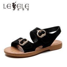 莱思丽女鞋夏季新款女凉鞋厚底网红凉鞋女休闲露趾凉鞋女ins潮KE91-LB5133