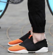 植木直韩版潮流网布鞋运动休闲鞋板鞋男鞋透气潮鞋160508