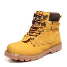 西瑞马丁靴硬汉高帮工装靴防水加毛不加毛男靴DK068