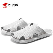 Z.Suo/走索男鞋沙灘鞋男防水包頭拖鞋夏季休閑鞋涼拖鞋透氣涼鞋 ZS16606