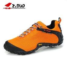 Z.Suo/走索流行男鞋子男士网面运动休闲鞋韩版透气网鞋男登山鞋男 ZS0409