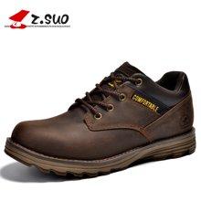 Z.Suo/走索男鞋工装鞋男士休闲鞋低帮鞋子男户外大头鞋男潮 ZS16500