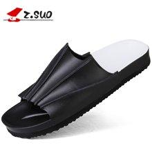 Z.Suo/走索男鞋夏季拖鞋男一字拖男士休闲鞋沙滩凉拖凉鞋男 ZS18105