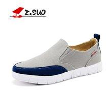 Z.Suo/走索男鞋潮流韩版休闲鞋男士透气低帮鞋子学生鞋男 ZS155