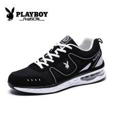 花花公子男鞋运动鞋男士透气百搭旅游鞋冬季学生气垫跑步鞋子CX39358