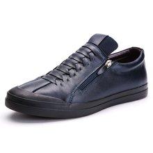西瑞新款休閑鞋男時尚紡織板鞋百搭休閑男鞋DK8225