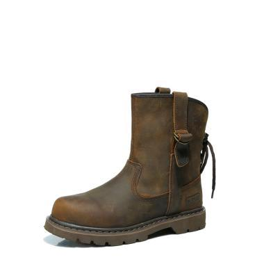 Z.Suo/走索经典情侣靴英伦骑士靴男女中筒靴个性女靴时尚潮流女鞋 ZS992N