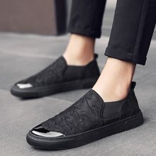Simier2018春季新款男鞋时尚板鞋休闲鞋X8112