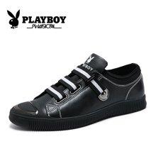 花花公子男鞋?#38041;?#26149;夏季新款潮流板鞋韩版潮鞋个?#23381;?#38386;鞋学生百搭CX39435
