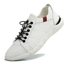 公牛世家男鞋时尚百搭运动跑步鞋韩版潮流小白鞋小黑鞋休闲鞋子 888551