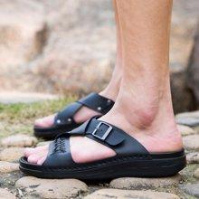 西瑞新款休闲凉鞋时尚沙滩鞋简约拖鞋日常休闲DK2111