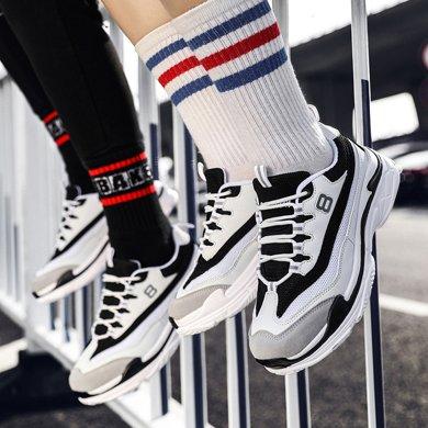 西瑞新款INS超火老爹鞋情侣款户外运动鞋时尚跑鞋DK1573