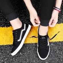 男鞋子潮鞋春夏季运动帆布鞋男低帮休闲鞋百搭板鞋学生跑步鞋Y1860