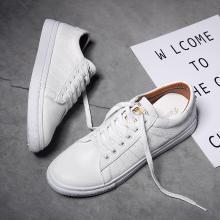 西瑞新款休閑鞋男時尚百搭拼接板鞋低幫小白鞋MFY942