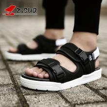 走索男士凉鞋夏季潮流外穿罗马凉鞋情侣沙滩鞋休闲鞋子 ZS18928