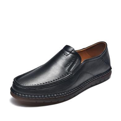 富貴鳥皮鞋男士商務套腳皮鞋 A987962