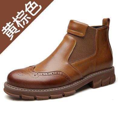 承发时尚潮流马丁靴 新款切尔西靴 时尚好搭配12630