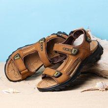新款夏季凉鞋男户外休闲鞋运动沙滩鞋潮越南防滑百搭韩版XT-7858