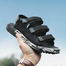 OKKO新款夏季休閑鞋涼鞋沙灘鞋韓版潮流個性學生羅馬涼拖1192