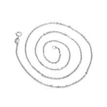 妍韵珠宝 十字S925银项链YAN00927 18寸
