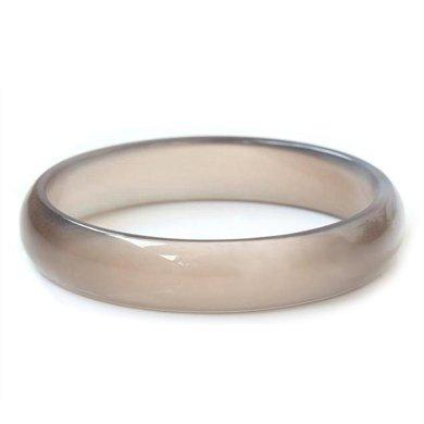 衡潤 玉髓瑪瑙手鐲 茶色 女士手環 HR00387