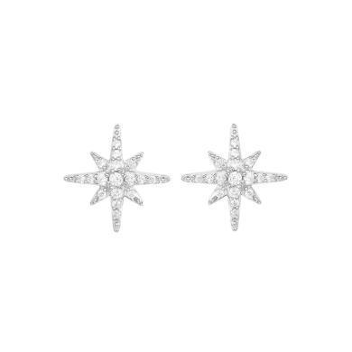 【支持購物卡】APM Monaco法式銀飾流星耳釘女AE8419OX 簡約耳環飾品 耳骨釘小耳墜精致