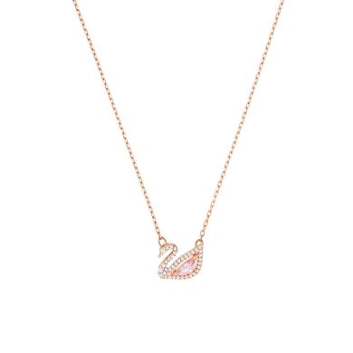Swarovski/施華洛世奇DAZZLING 女士清新迷人浪漫天鵝項鏈飾品5469989