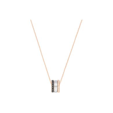 【支持購物卡】Swarovski施華洛世奇 HINT 女士轉運珠可拆卸三環項鏈 40cm 5353666