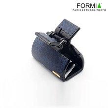 Formia芳美亞頭發飾品韓式發夾飾品劉海發夾抓夾HZ6831204  深藍色
