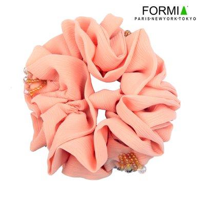 Formia芳美亞發飾簡約時尚發圈百搭發飾頭飾 hf7500501 橙色