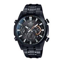 CASIO卡西欧正品手表商务大气男士腕表太阳能钢带男表 EQW-T630