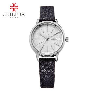 聚利時正品個性時尚磨砂表盤石英皮帶學生手表女表JA-944