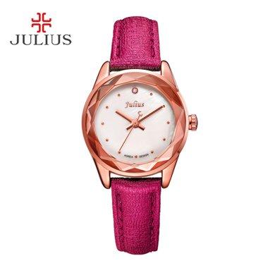 聚利時正品女表簡約時尚潮流新款學生石英表復古女士手表JA-723