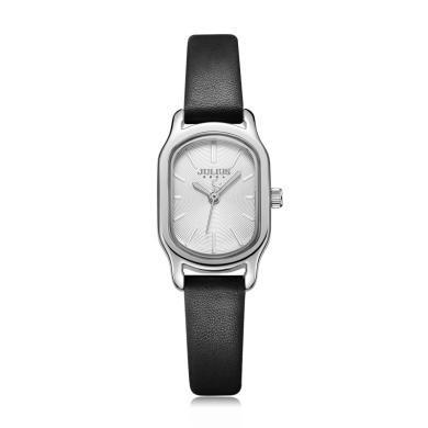 聚利時女士手表時尚潮流方形女表簡約氣質學生防水石英表JA-1112