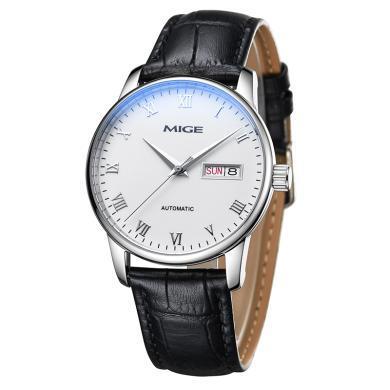 88001米格手表男表防水男士腕表鏤空時尚潮流全自動機械表包郵