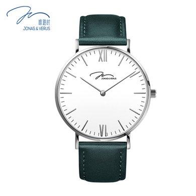 唯路時(JONAS&VERUS)手表 簡約時尚石英男表Y01646-Q3.WWWLN