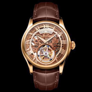 【支持購物卡】MEMORIGIN 萬希泉陀飛輪手表 機械表 吉祥 情侶款手表
