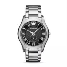 【支持购物卡】阿玛尼(Emporio Armani)手表 商务时尚钢带石英男士腕表AR11086