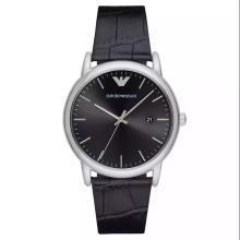 【支持购物卡】阿玛尼(Emporio Armani)手表 时尚休闲皮带石英时尚腕表男士腕表 AR2500