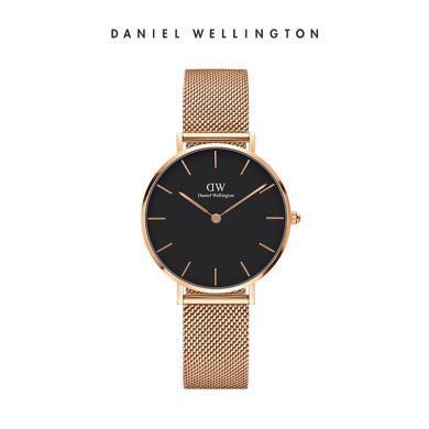 丹尼爾惠靈頓(Daniel Wellington)DW32mm米蘭鋼帶簡約時尚女士手表