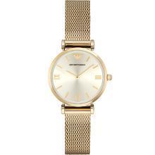 [支持購物卡]阿瑪尼(Armani)手表女簡約 時尚潮流女士腕表AR1956