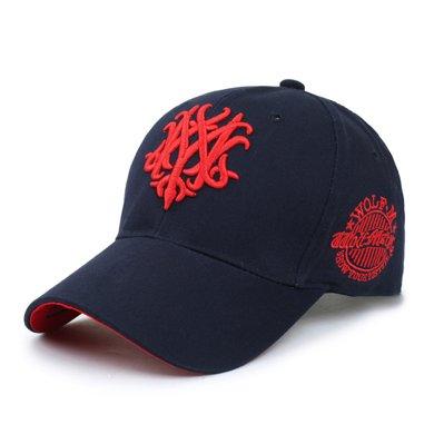 DAIYI戴奕帽子 春秋戶外男女同款棒球帽 均碼可調節大小