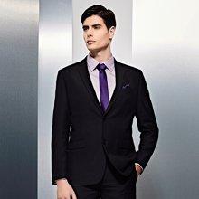 Evanhome/艾梵之家 纳米防水韩版领带男窄款 休闲百搭 优雅纯紫色领带L5006