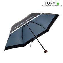 Formia芳美亚新品晴雨伞防 太阳伞遮阳伞公主 防晒遮阳伞 黑蓝色