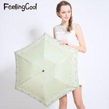 飞兰蔻 新品降温伞降温2-5度太阳伞礼品遮阳伞